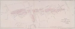 Proposed new street from Oxford Street to Holborn :as revised, June 1840